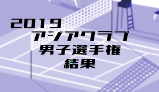 2019アジアクラブ男子選手権大会結果【パナソニックパンサーズ参戦】
